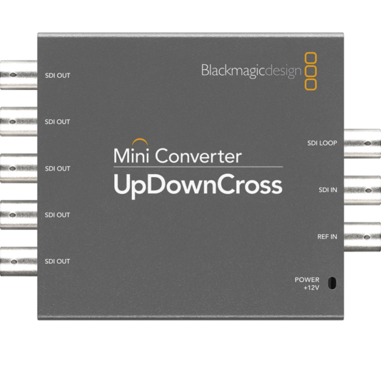 Blackmagic Design - Mini Converter UpDownCross