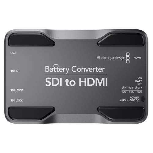 Blackmagic Design - Battery Converter SDI to HDMI