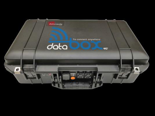Location DATABOX4G - Véritable solution d'agrégation !